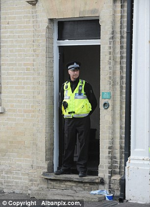 The deaths of the children are being treated as suspicious but the police say they believe there is 'no threat to the wider community'