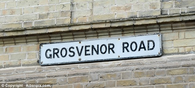 The property is a basement flat on the corner of Grosvenor Road and London Road South, a short distance from the sea