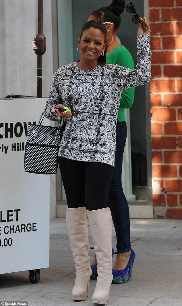 Christina Milian Divorce