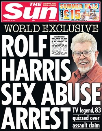 Image result for rolf harris broadmoor