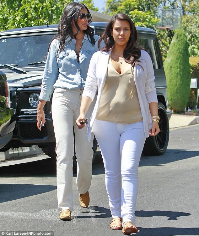 Kim Kardashian Hair Light Brown