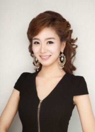 Miss Korea hopeful