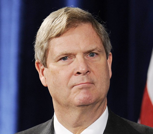 Former Iowa Governor Tom Vilsack is President Obama's Secretary of Agriculture and is responsible for the SNAP program's operation