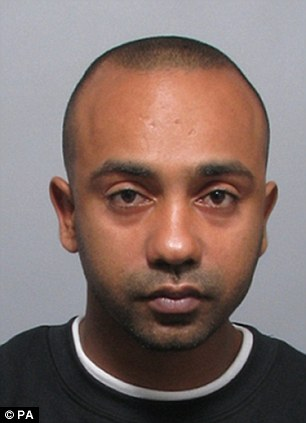 Mohammed Sheikh was jailed for eight years