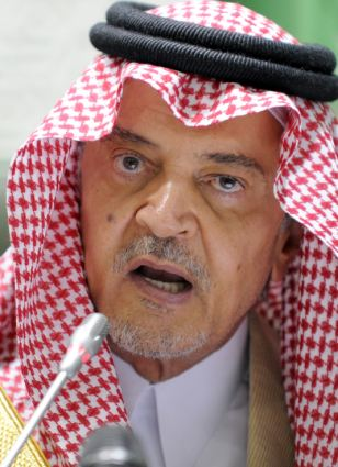 Saudi Foreign Minister Prince Saud bin al-Faisal met with Barack Obama in an unscheduled meeting just two days after the Boston bombings