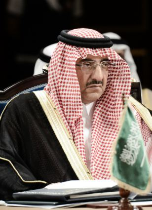 Saudi Interior Minister Prince Mohammed bin Nayef bin Abdulaziz met with President Obama in January
