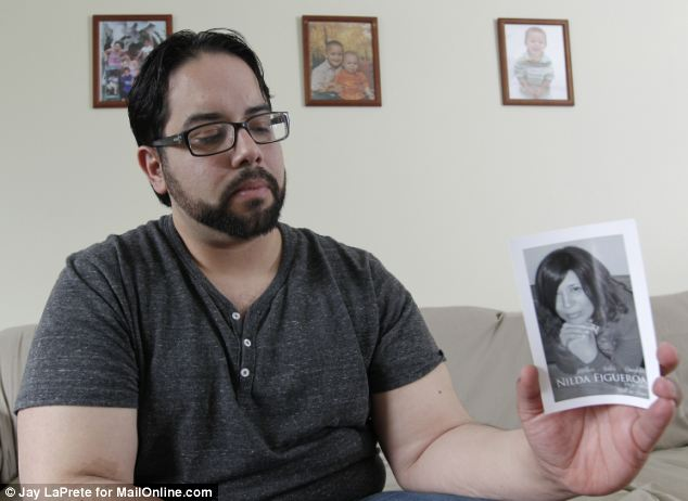 Missed: Anthony said his mother moved them from Castro's home following years of abuse