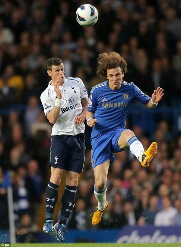 Chelsea v Tottenham - live | Daily Mail Online