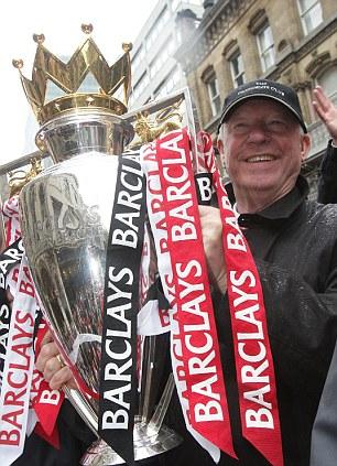 Sir Alex Ferguson in 2011