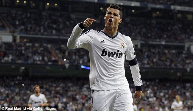 Homecoming? Cristiano Ronaldo is close to a return to Manchester United