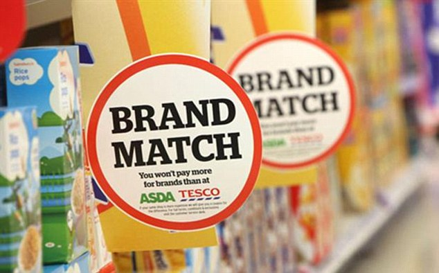 This stroke of marketing wizardry was credited this week with helping to boost the supermarket's sales by an impressive 4.6 per cent last year, faster than any of its big three rivals: Tesco, Asda and Morrisons