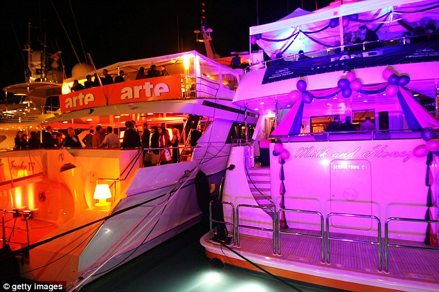 The Cannes Luxury Prostitutes Earning 40000 PER NIGHT