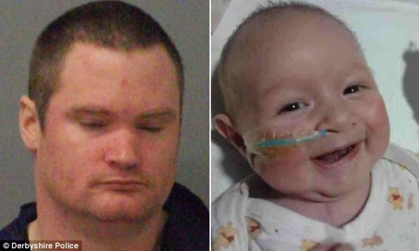 Father, 38, killed his seven-month-old disabled son with a ...