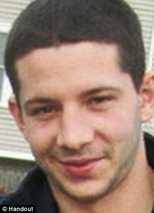 Victim: Tamerlan's best friend, Brendan Mess, had his throat slit in an attack in September 2011
