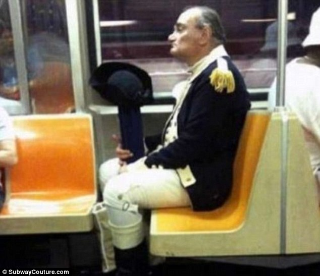Aye, captain: SubwayCouture.com exposes the fashion victims of New York City