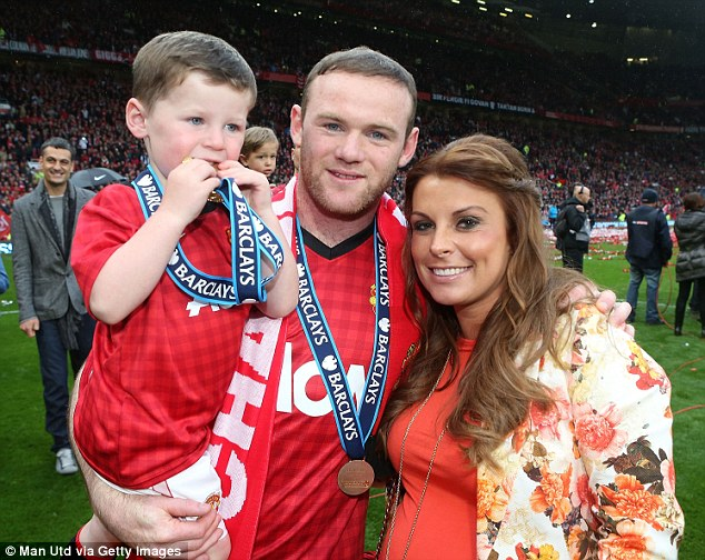 Troubled times: Wayne Rooney want to leave United and the tension was palpable after the game