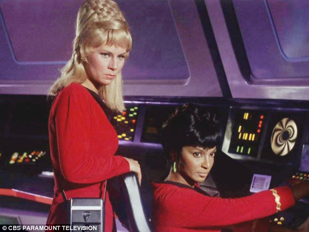 Image result for women of star trek the original series