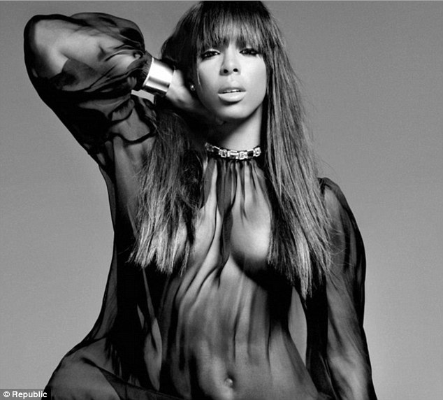 Jealous? In her new single Dirty Laundry, Kelly Rowland seemingly admits to being jealous of former fellow Destiny's Child bandmate Beyonce's wildly successful solo career