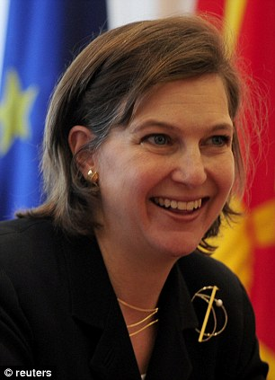 Critics have highlighted an email by then-State Department spokeswoman Victoria Nuland