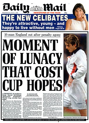 David Beckham retires from football - world exclusive ...