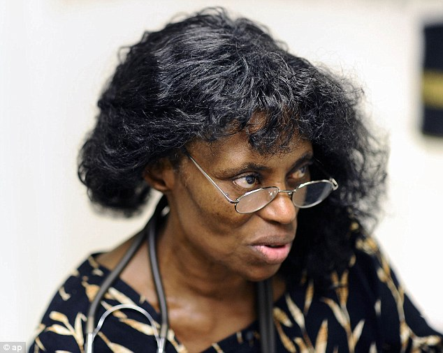 Fraud: Dr Christine Daniel has been jailed after conning patients out of money for her herbal cancer cure