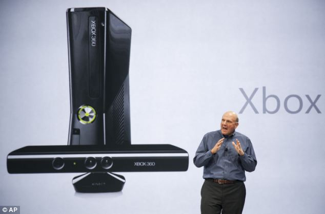 In June last year Microsoft CEO Steve Ballmer announced the company would soon be releasing a new Xbox model, before unveiling its Surface tablet computer at an event at Hollywood's Milk Studios in Los Angeles