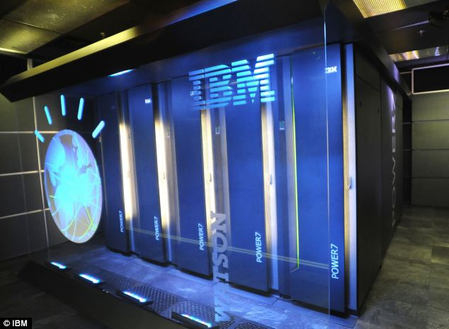 Technology firm IBM is putting its Watson supercomputer to work as a customer service manager.