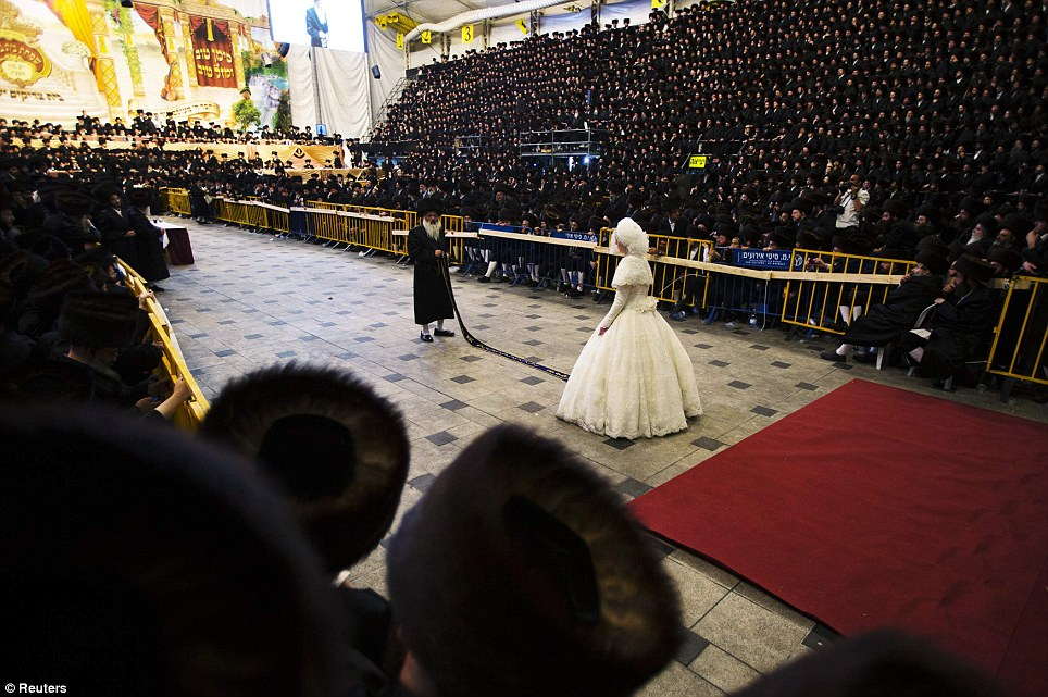 Orthodox aristocracy: The Belz Hasidic dynasty is one of the largest Hasidic sects in the world