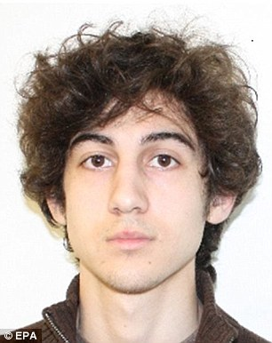 The FBI had questioned Todashev in the past regarding his ties to Tamerlan Tsarnaev (pictured)