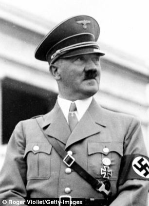 UNSPECIFIED - CIRCA 1920:  Adolf Hitler (1889-1945), German statesman.  (Photo by Roger Viollet/Getty Images)
