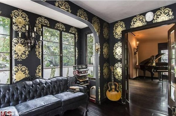 Kat Von D to sell her Gothic mansion for 25 million as