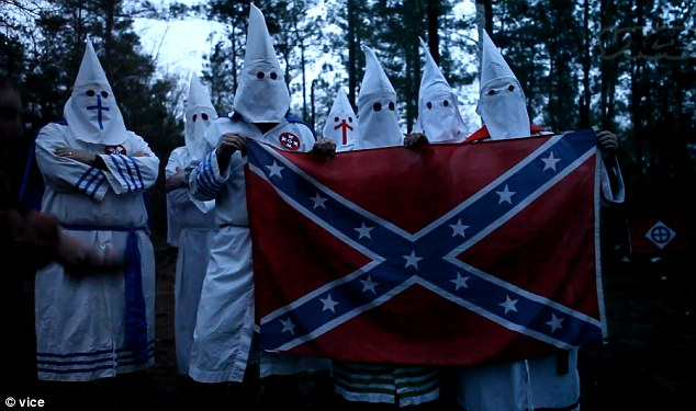 Memphis Kkk Demonstration 2013