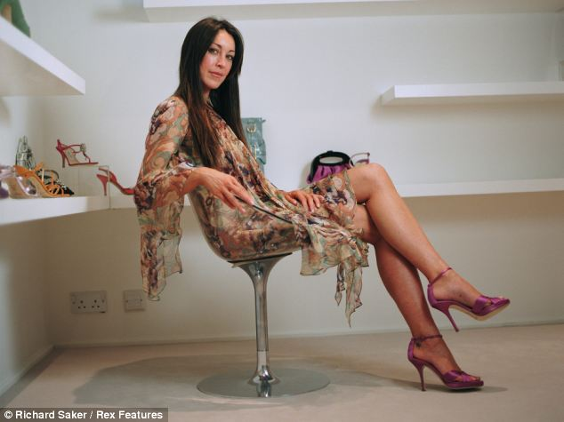 Tamara Mellon: Choos carefully the home where the shoe queen likes to put her feet up