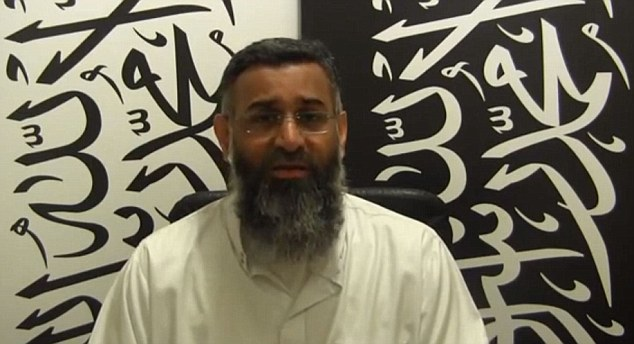 Mrs May said it was inappropriate to interview Choudary in the wake of Drummer Rigby¿s death