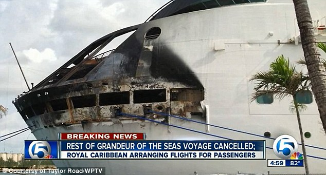 The company in a statement on its website said it is 'deeply sorry for this unexpected development in our guests' vacation. We understand that this may have been a very stressful time for them'
