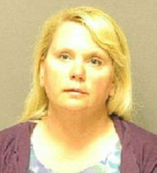 Stephanie Mikles, 45, from Maryland, was charged with unnatural or perverted sexual practice