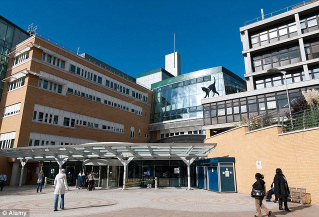 Whittington Hospital has struggled to maintain past standards since the 111 helpline was launched