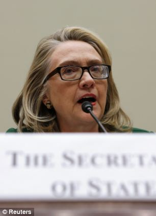 Hillary Clinton visited the White House just 43 times while she was secretary of state