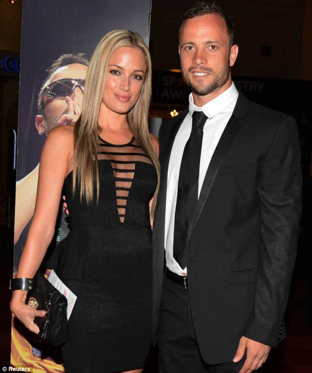 Pistorius denies that Reeva Steenkamp's Valentine's Day murder was premeditated