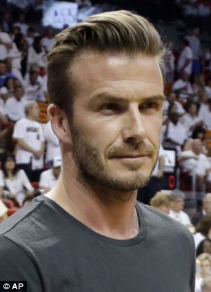 David Beckham And Robert Pattinson Lead Trend For Men