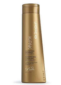 K-Pak Clarify shampoo