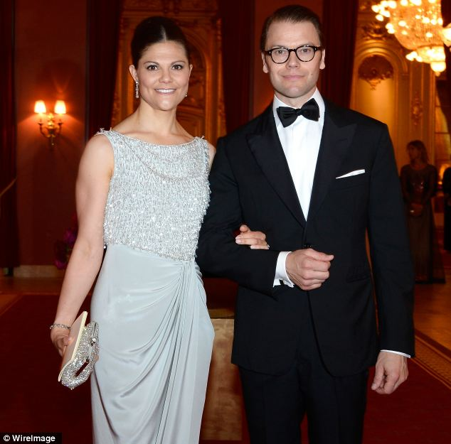 The wedding of Crown Princess Victoria of Sweden and Prince Daniel of Sweden (pictured) transformed the country into one giant party for citizens and royals alike