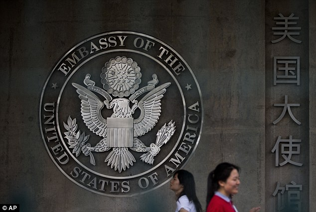 Allegations of misconduct revealed by an internal memo involve U.S. diplomatic officials around the world