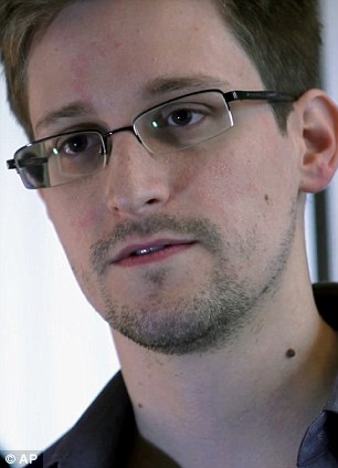 Whistleblower: Edward Snowden, a former NSA employee, blew the cover on the government's monitoring of thousands of U.S. citizens