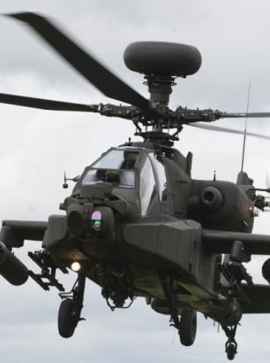 Apache helicopter pilots are better-equipped to see the enemy after playing action video games.
