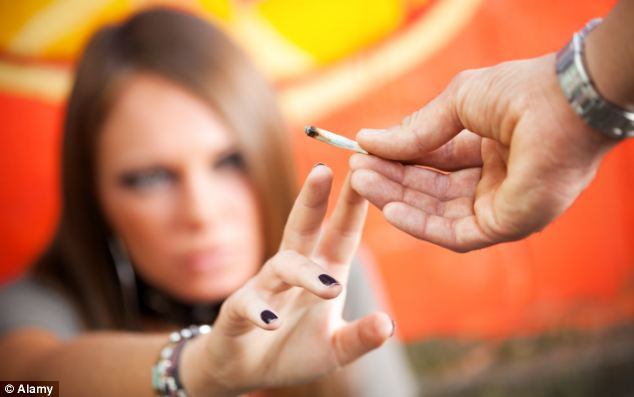 Cannabis and promiscuity