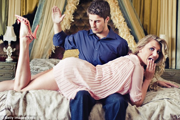 Discipline: In CDD, husbands spank their submissive wives in order to correct misbehavior