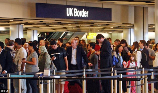 The £3,000 bonds are part of Mrs May's plans to bring annual net migration to under 100,000 by 2015