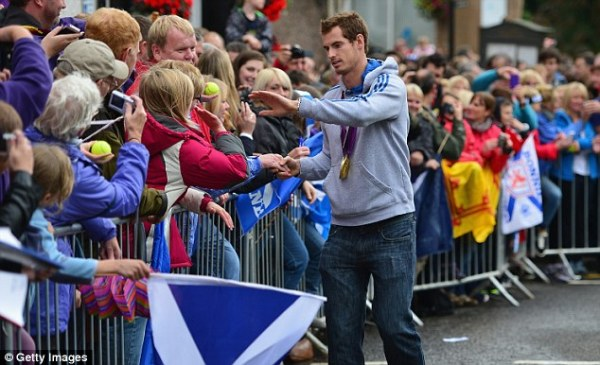 Andy Murray documentary failed to get behind the racquet ...