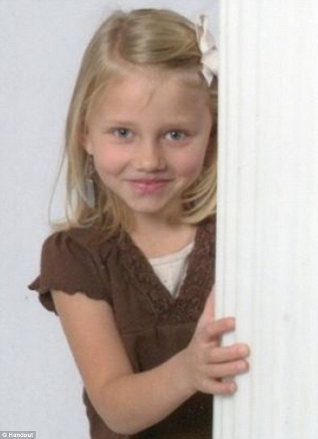 Tragic blunders: Kaitlynn Garcia, 7, of Seneca, Missouri, drowned at a public pool. A 911 dispatcher lost valuable minutes in getting an ambulance to her as he had the wrong police phone number